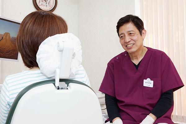 審美歯科で気を付けていること